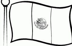 Small Picture Mexico Flag Coloring Page Miakenasnet