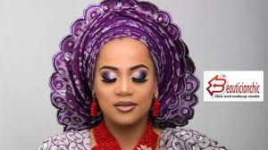 makeup and gele yoruba bride nigerian wedding plete ep4