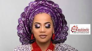 makeup and gele yoruba bride nigerian wedding plete ep4