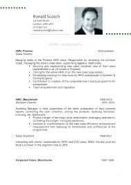 Resume For Job Application Example Resume Applying Job Resume