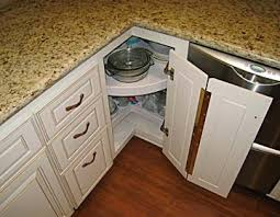 Gorgeous Inspiration Kitchen Corner Cabinet Plans