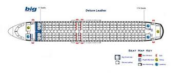 Airbus A319 Seating Chart 78 Rational Spirit Seats Map