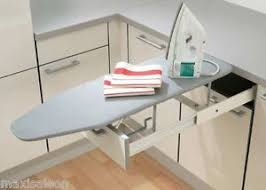 ironing board furniture. Image Is Loading IRONING-BOARD-PULL-OUT-DRAWER-Vauth-Sagel-Convenient- Ironing Board Furniture