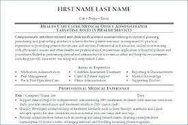 Health Unit Coordinator Job Description Resume Unit Secretary Job Description Resume