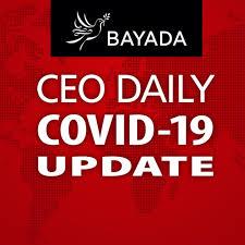 BAYADA CEO Daily COVID-19 Update