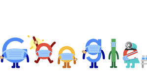 Google dedicates its Doodle to getting people Covid vaccines