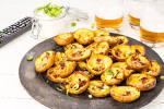 potatisskal i ugn