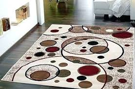 red area rug 5x7 full size of and black rugs endearing beige on blue home depot
