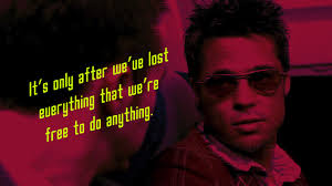 20 Quotes From The Movie Fight Club That Define Badass