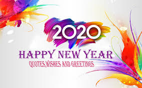 Happy New Year 2020 Wallpapers Images Banners Happy New