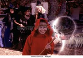 casper and wendy costume. casper meets wendy year 1998 director sean mcnamara - stock image and costume