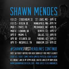 Shawn Mendes At Carl Black Chevy Woods Amphitheater