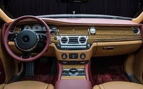rolls royce 2015 interior. interior rolls royce ghost red diamond carscoopscom 2015