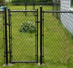 black chain link fence gate. Contemporary Fence Black Vinyl Coated Chain Link Fence 5 Foot Throughout Black Chain Link Fence Gate T