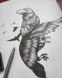 Tattooraven Latest Photos And Videos Instogrampro