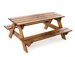 childrens wood picnic table just for kids kids wooden picnic table
