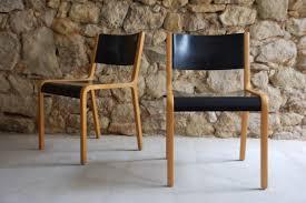 Alte Vintage Holzstühle Im Mid Century Stil Von Wilkhahn 1960 1 V 20