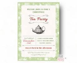 xmas party invite christmas tea party invitation printable holiday tea party invite christmas tea invitation holiday tea invitation red and green