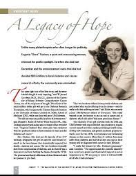 Everyday Heroes - A Legacy of Hope