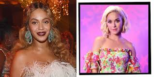 Collection with 2889 high quality pics. Beyonce Sends Katy Perry Gift After Giving Birth To Baby Girl