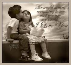 Love Quotes Kids