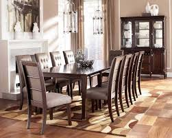 10 seat dining room table large round dining