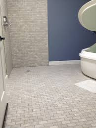 Daltile Bathroom Tile Exquisite Silverstone Eq12 Mosaic Floor And Wall Tile Creates A