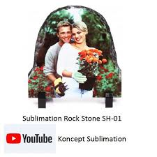 Sublimation <b>Rock Stone</b>