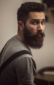 Scruffy Facial Hair Style 182 best beards hair styles images beard tattoo 7365 by wearticles.com