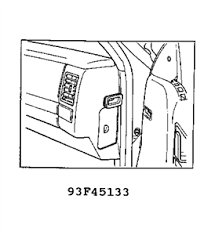 solved where is the fuse for the radio fixya 1995 jeep grand cherokee interior fuse box diagram at 94 Jeep Grand Cherokee Fuse Box Diagram