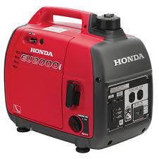 industrial generators eu2000i honda generator and dc charging cord and generator cover