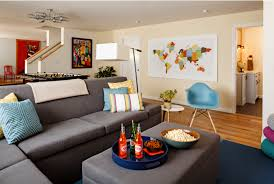 Basement Apartment Design Ideas Interesting 48 Basement Remodeling Ideas Inspiration