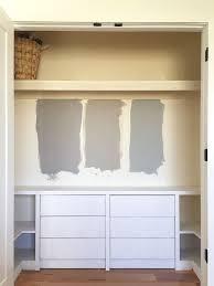 office in closet ideas. a modern little boyu0027s room oneroomchallenge week 3 office in closet ideas r
