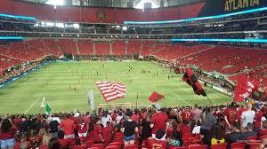 Atl Utd Seating Chart Mercedes Benz Stadium Section 101 Atlanta United