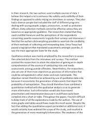 processes in juvenile justice processing essay 2