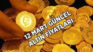 Son Dakika Haberleri: Altın fiyatları haftanın son işlem gününde düşüşte!  12 Mart Güncel altın fiyatları... - Son Haberler - Milliyet