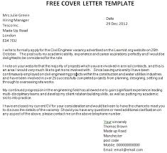 Cover Letter Template Free Brilliant Ideas Of Job Cover Letter