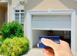 small garage door remote