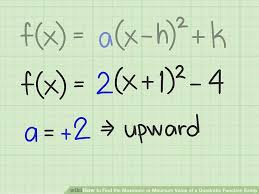 image titled find the maximum or minimum value of a quadratic function easily step 7