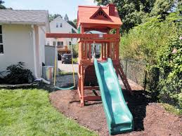 small swing sets outdoor