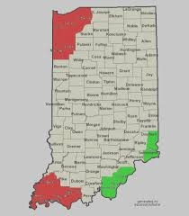 9 Indiana Time Zones Map Mabuhayrestaurantandcatering Com