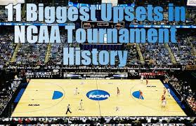 11 Biggest Upsets In Ncaa Tournament History Total Pro Sports