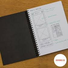Dot Grid Book Web Design Inspiration Design Dots