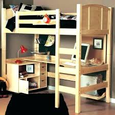 desk under bed bunk bed with desk underneath elevated bed with desk underneath top bunk bed