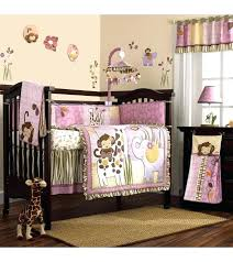 s monkey nursery bedding uk