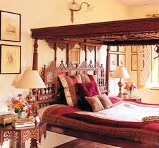 This Indian Inspired Decor Would Make A Beautiful Guest Bedroom.