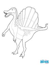 Small Picture Spinosaurus Coloring Pages Free To Download 10943