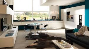 Arredamento salotto grande : Arredo per cucina e soggiorno open space fotogallery donnaclick