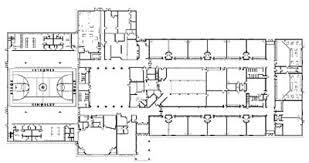high school gym floor plans