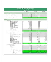 Simple Personal Budget Template Excel Mythologen Info